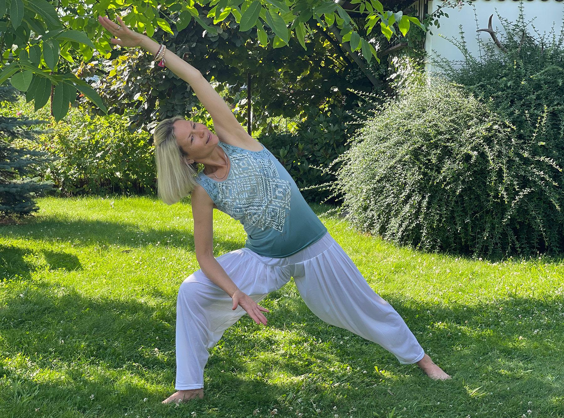 Yoga mit Fleur Wend